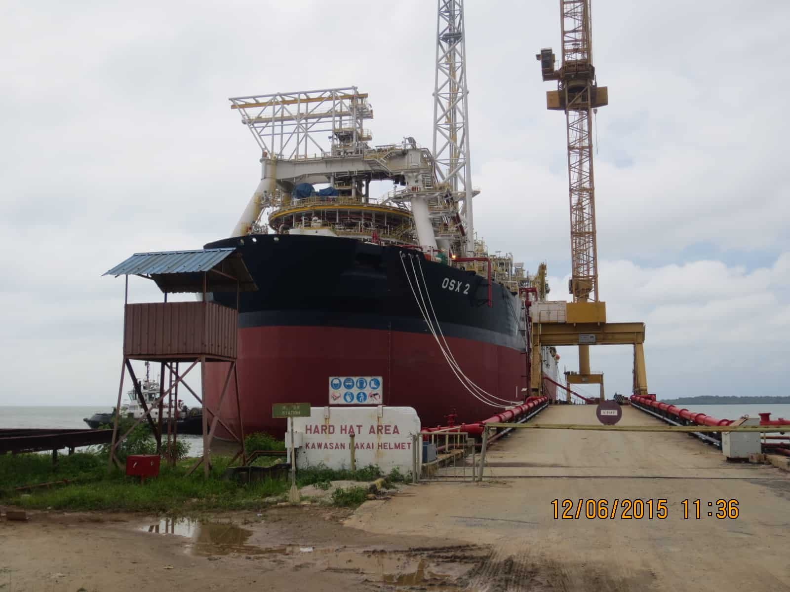 Corrosion Assessment FPSO Tanks
