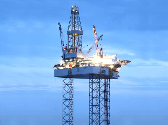 Modern Jackup Drilling Operations