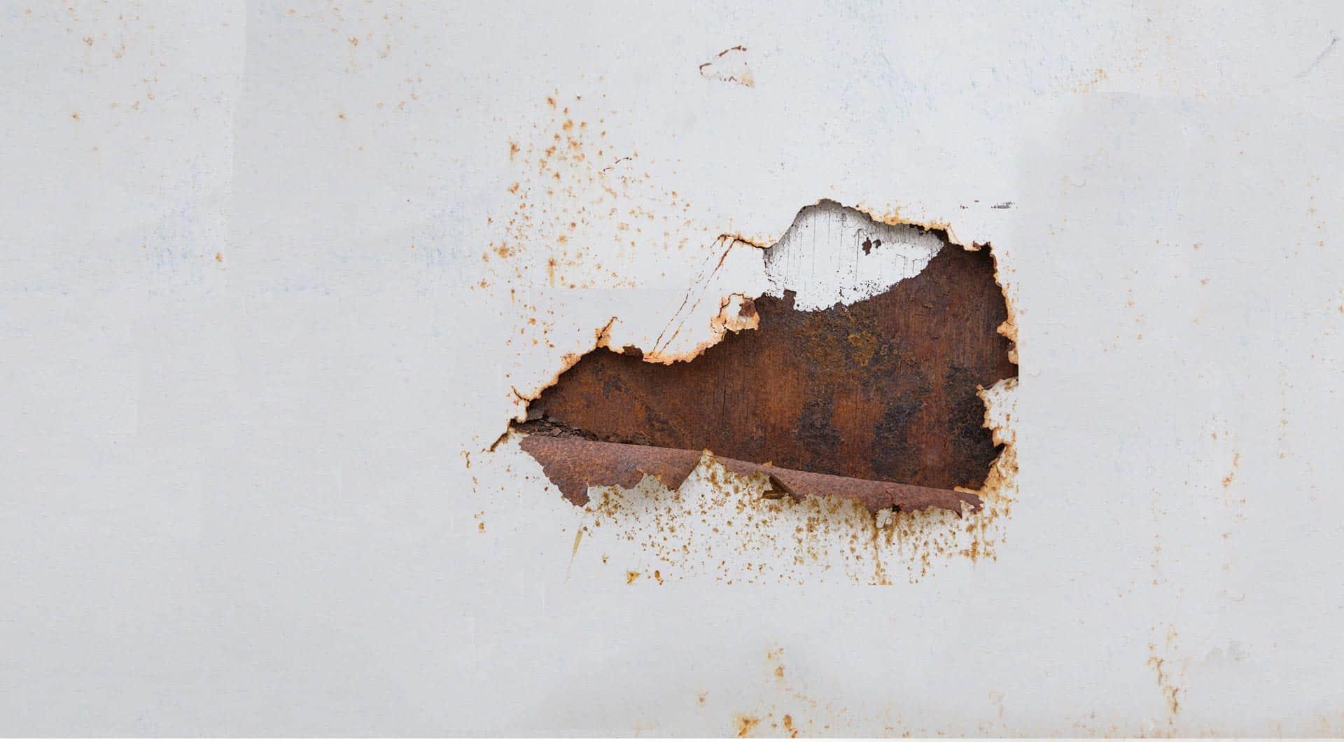rusting image | gos